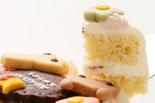 ファーストバースデーケーキ 4号 12cmの画像3枚目