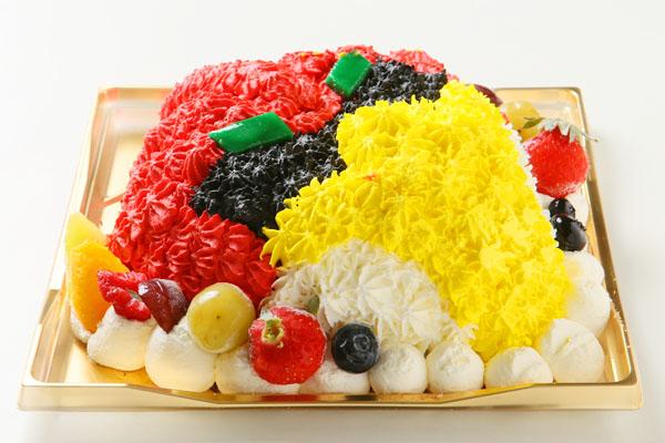 キャラクターケーキ 5号 15cmの画像2枚目
