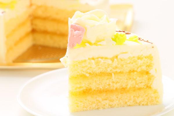 バタークリームデコレーション 5号 15cmの画像5枚目