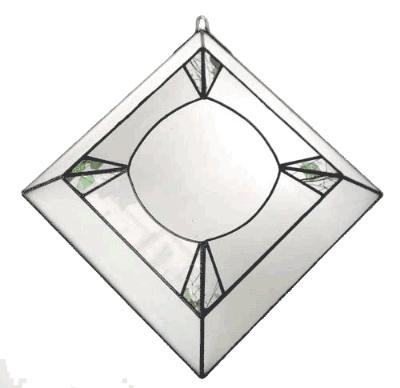 ハンガースクエア【テラリウム 水槽 植木 ステンドグラス】の画像2枚目