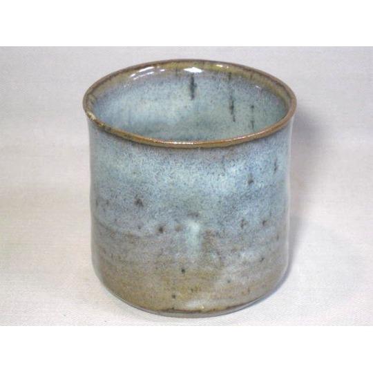 瀬戸焼 窯変均窯 ロックカップ