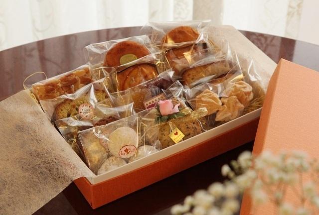 価値ある詰め合わせ【贈り物 プレゼント 詰め合わせ セット お祝い ギフト 贈答 菓子 焼き菓子】