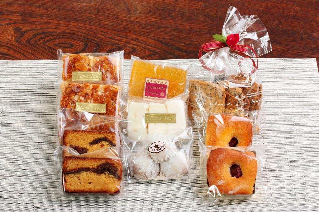価値ある詰め合わせ【贈り物 プレゼント 詰め合わせ セット お祝い ギフト 贈答 菓子 焼き菓子】の画像2枚目