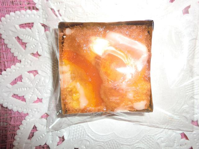 オレンジケーキ 【誕生日 バースデー ギフト 贈り物 プレゼント 贈答 スイーツ お菓子 焼き菓子】の画像1枚目