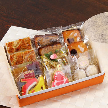 詰め合わせA【贈り物 プレゼント 詰め合わせ セット お祝い ギフト 贈答 菓子 焼き菓子】