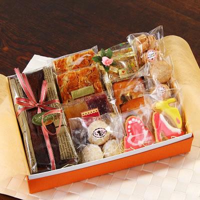 詰め合わせB【贈り物 プレゼント 詰め合わせ セット お祝い ギフト 贈答 菓子 焼き菓子】