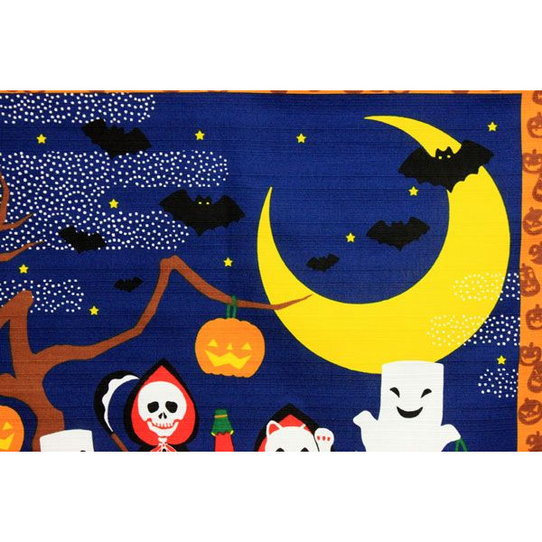 タペストリー 壁掛け 掛軸 ハロウィン【誕生日 バースデー ギフト 贈り物 プレゼント お祝い】の画像2枚目