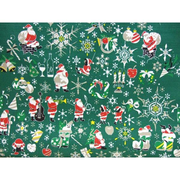 タペストリー 壁掛け 掛軸 クリスマス ツリー サンタクロース 彩時記シリーズ【誕生日 バースデー ギフト 贈り物 プレゼント お祝い】の画像2枚目