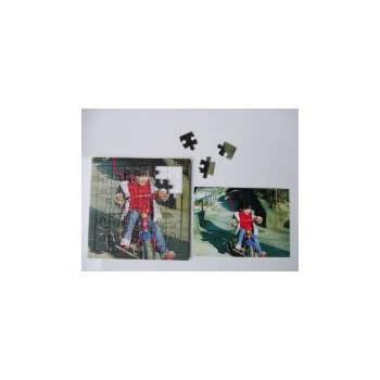 オーダーメイドパズル小(プラスチックケース入り)【誕生日 バースデー ギフト 贈り物 プレゼント お祝い 一点物】の画像1枚目