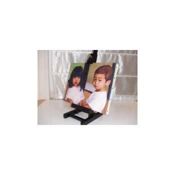 肖像画(キャンバス画のみ/額無し)F3号サイズ(275×220)【誕生日 バースデー ギフト 贈り物 プレゼント お祝い 一点物】の画像1枚目