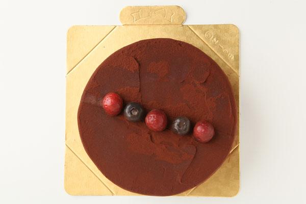 ガナッシュチョコレート 5号 15cmの画像2枚目
