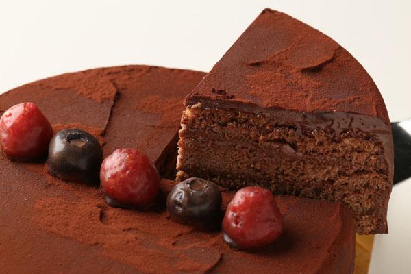 ガナッシュチョコレート 5号 15cmの画像3枚目