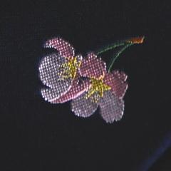 富士桜工房ネクタイ『雅』 33匁シルクサテン無地 【誕生日 バースデー ギフト 贈り物 プレゼント お祝い 和 こだわり 父の日】の画像2枚目