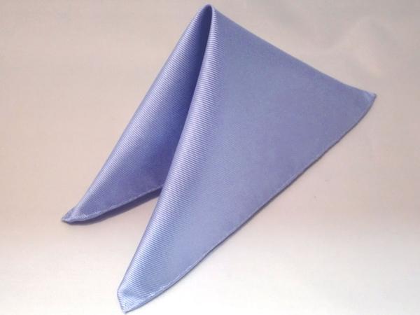 シルク100%日本製 綾織無地ポケットチーフ ラベンダー::1207【メンズファッション】記念日向けギフトの通販サイト「バースデープレス」