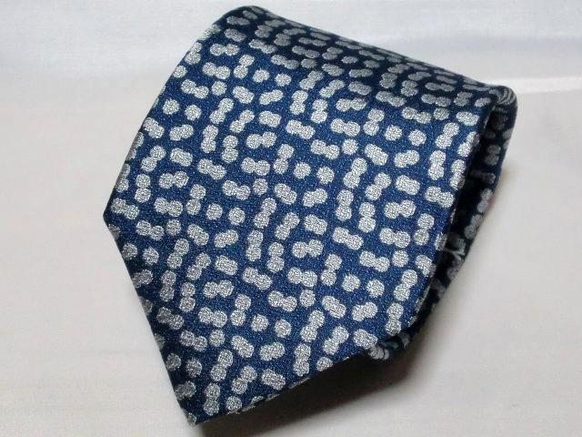 ネクタイ『伊勢』 輪つなぎびり 藍色【日本製シルクジャカード】::1207【メンズファッション】記念日向けギフトの通販サイト「バースデープレス」