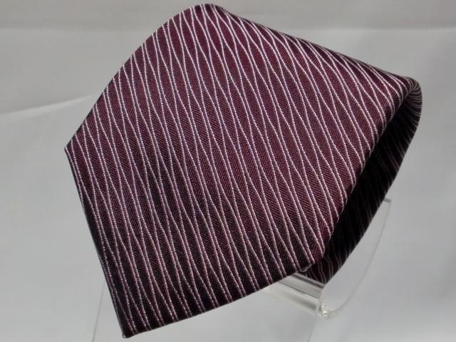 ネクタイ『和』 立湧 臙脂 【日本製 シルクジャカード】::1207【メンズファッション】記念日向けギフトの通販サイト「バースデープレス」