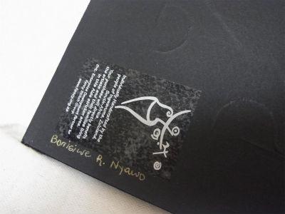 ★南アフリカ★ファンシーステッチ 刺繍ミラーS(動物)【誕生日 バースデー ギフト 贈り物 プレゼント お祝い】の画像4枚目