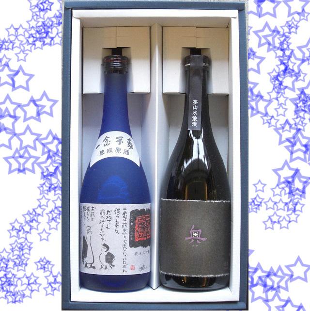 愛知の地酒純米大吟醸セット【誕生日 バースデー ギフト 贈り物 プレゼント 贈答 お酒 日本酒】の画像1枚目