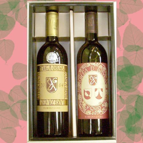 勝沼ワイン紅白セット