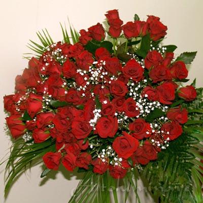 【バラ/薔薇】1本〜花束【花 フラワーギフト プレゼント お祝い 誕生日 贈り物】