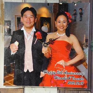 写真でつくる!オリジナル油絵風キャンバス時計【似顔絵・風景・ペット・旅行写真もOK!】