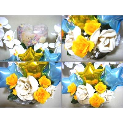 受付に最適おめでとうバルーン【風船 かわいい 誕生日 バースデー ギフト 贈り物 プレゼント 結婚祝い ウェディング】の画像2枚目