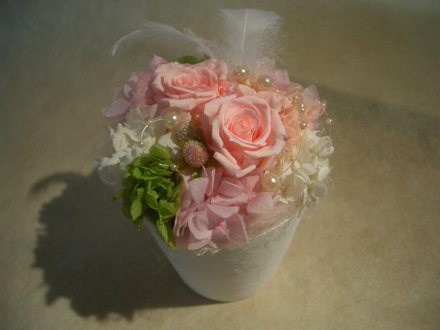 天使の羽【花 アレンジメント フラワー 誕生日 バースデー プレゼント 贈り物 ギフト お祝い】の画像1枚目