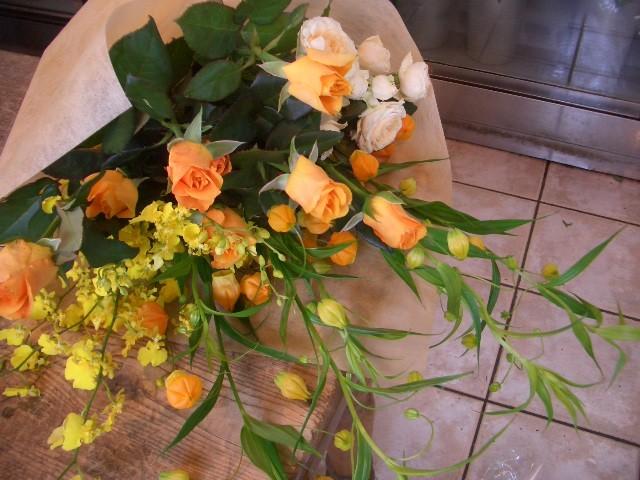 おおきな花束【花 フラワー 誕生日 バースデー プレゼント 贈り物 ギフト お祝い】の画像2枚目