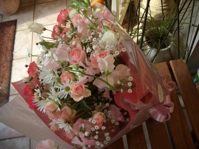 おおきな花束【花 フラワー 誕生日 バースデー プレゼント 贈り物 ギフト お祝い】の画像3枚目