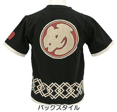 睦流抜染Tシャツ「め組」KID'S::1402【バッグ・小物・ブランド雑貨】記念日向けギフトの通販サイト「バースデープレス」