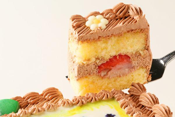 感謝状ケーキ 20×20cmの画像3枚目