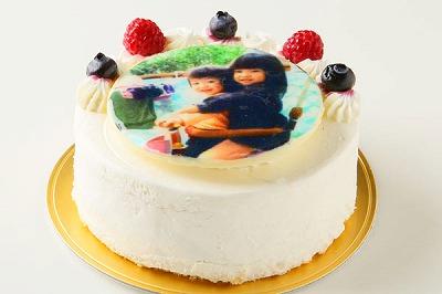 写真ケーキ 5号 15cmの画像2枚目