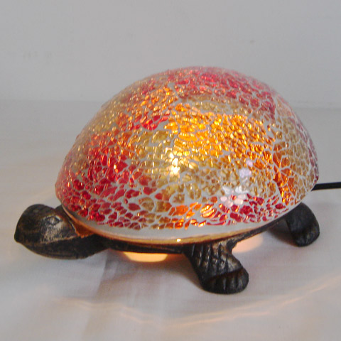 亀ランプ【インテリア 照明 誕生日 バースデー プレゼント 贈り物 ギフト お祝い】の画像1枚目