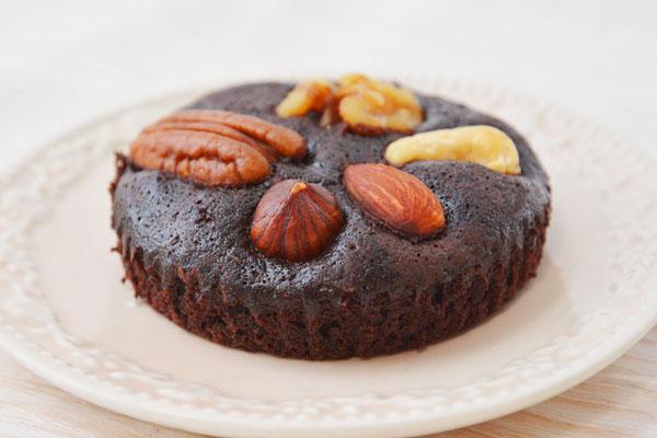 ブラウニー 6個入り【チョコ ケーキ スイーツ 誕生日 バースデー プレゼント 贈り物 ギフト お祝い】の画像2枚目