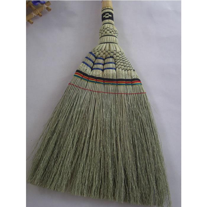 手編み座敷ほうき 松【掃除 誕生日 バースデー プレゼント 贈り物 ギフト お祝い】の画像2枚目