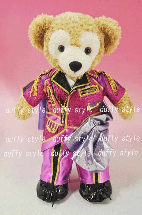 Sサイズ 43cm ダッフィー 服 Real紫衣装K  446B::1533【バッグ・小物・ブランド雑貨】記念日向けギフトの通販サイト「バースデープレス」