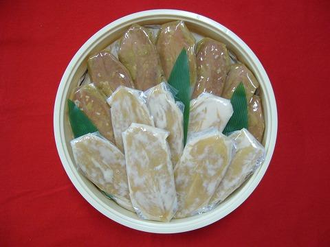 ふぐ粕漬・糠漬ギフトセット【魚 食品 誕生日 バースデー プレゼント 贈り物 ギフト お祝い】の画像2枚目
