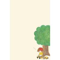 ポストカード 『ぽかぽか』::1587【バッグ・小物・ブランド雑貨】記念日向けギフトの通販サイト「バースデープレス」