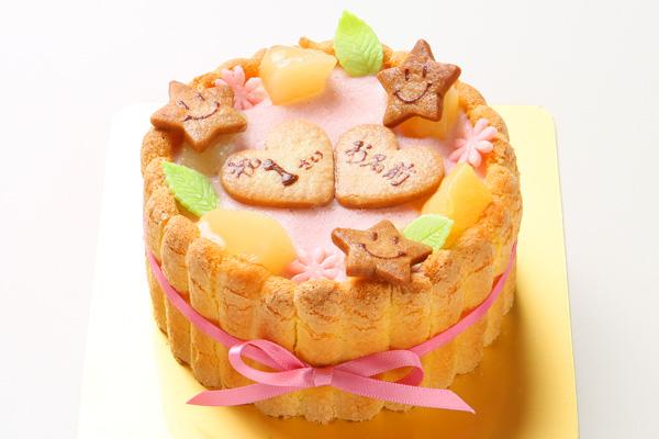 ファーストケーキ〜ヨーグルト〜4号12cmの画像2枚目