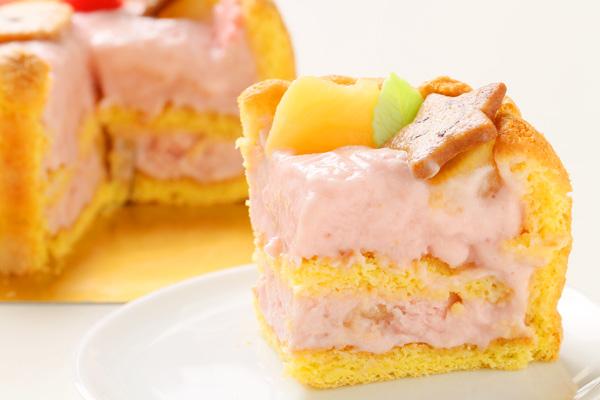 ファーストケーキ〜ヨーグルト〜4号12cmの画像6枚目