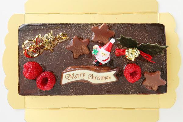 【クリスマスケーキ2016】バニラとチョコの極上ブッシュ・ド・ノエルの画像2枚目