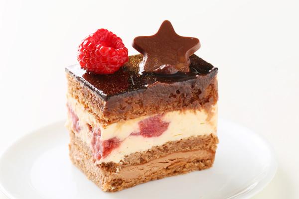 【クリスマスケーキ2016】バニラとチョコの極上ブッシュ・ド・ノエルの画像4枚目