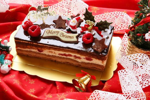 【クリスマスケーキ2016】バニラとチョコの極上ブッシュ・ド・ノエルの画像6枚目