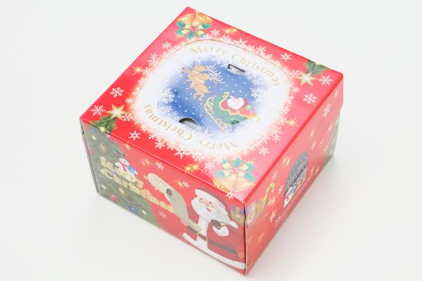 【クリスマスケーキ2016】みんな大好き生クリーム苺デコレーション 5号サイズの画像7枚目