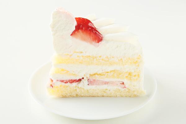 みんな大好き!!生クリーム苺デコレーションケーキ 5号 15cmの画像5枚目
