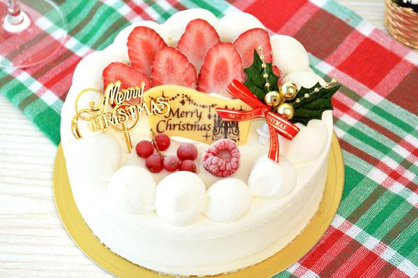 クリスマスケーキの予約はネット通販が熱い!