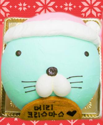 【クリスマスケーキ2016 】立体キャラクターデコレーションケーキ 5号