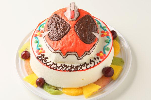 立体キャラクターケーキ 5号 15cmの画像2枚目