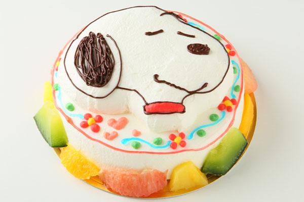 立体キャラクターケーキ 5号 15cmの画像5枚目