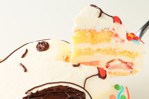 立体キャラクターケーキ 5号 15cmの画像6枚目